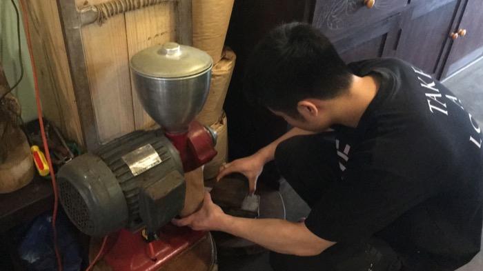 ホイアンコーヒー HOA CHAMPA18