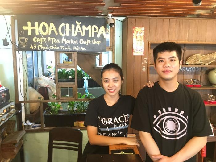 ホイアンコーヒー HOA CHAMPA41